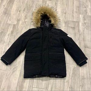 Canada 150 Down Filled Winter Jacket Kids Sz S 7/8